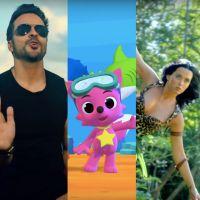 Top 10 des clips les plus vus sur YouTube dans les années 2010