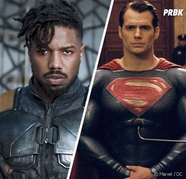 Superman : Henry Cavill bientôt remplacé par Michael B. Jordan ?