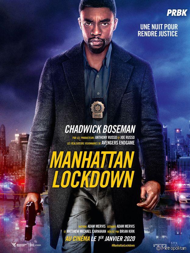 Manhattan Lockdown, actuellement au cinéma.