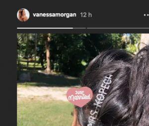 Vanessa Morgan annonce son mariage avec Michael Kopech