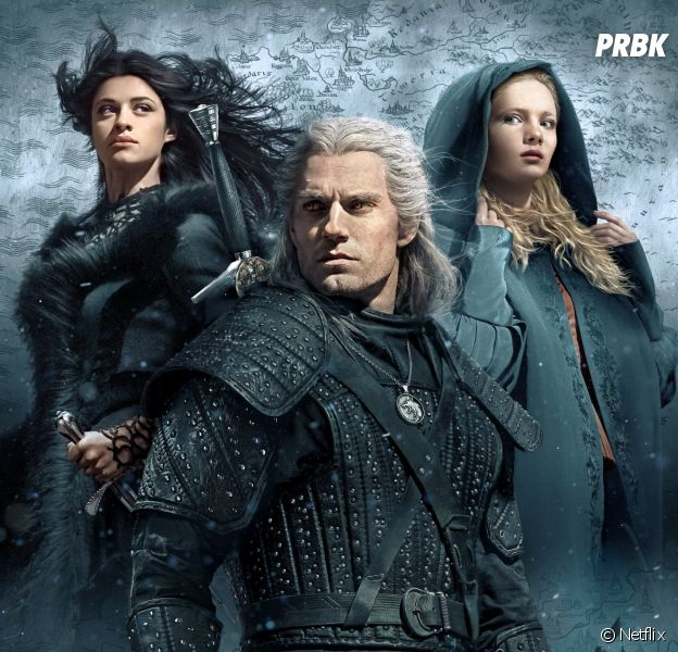 The Witcher : les acteurs VS les personnages dans le jeu The Witcher 3 : Wild Hunt