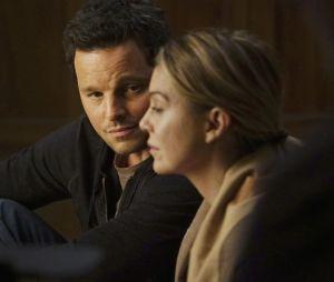 Grey's Anatomy saison 16 : Ellen Pompeo (Meredith Grey) réagit au départ de Justin Chambers (Alex Karev)