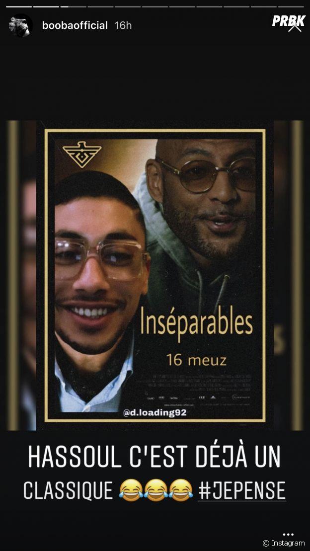 """Booba confirme son feat avec Maes sur l'album """"Les derniers salopards"""""""