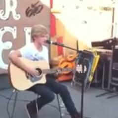 Cody Simpson ... dans les coulisses de son concert