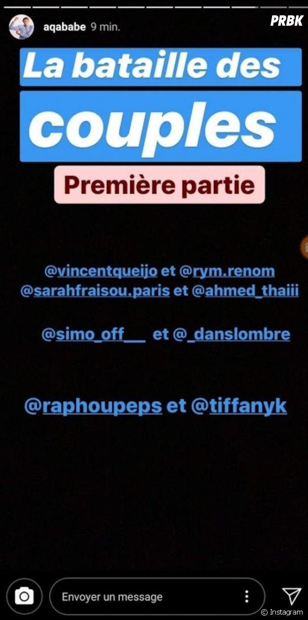 Les apprentis aventuriers 5 : Vincent Queijo, Rym, Raphaël Pépin et Tiffany au casting ?
