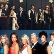 Dynastie : les personnages dans le remake VS dans la série originale