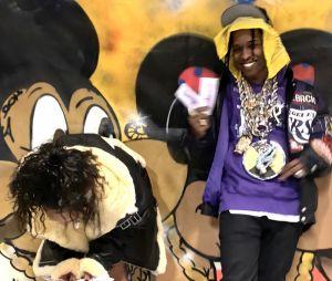 Rihanna et A$AP Rocky en couple ? Ils sont inséparables