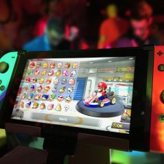 La Nintendo Switch a dépassé la mythique Super Nintendo en nombre de ventes