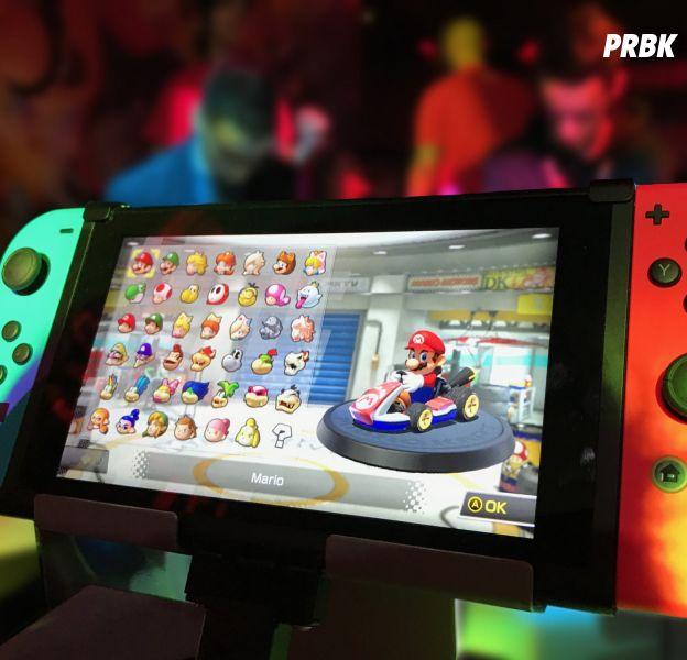 La Nintendo Switch a battu la mythique Super Nintendo au niveau des ventes