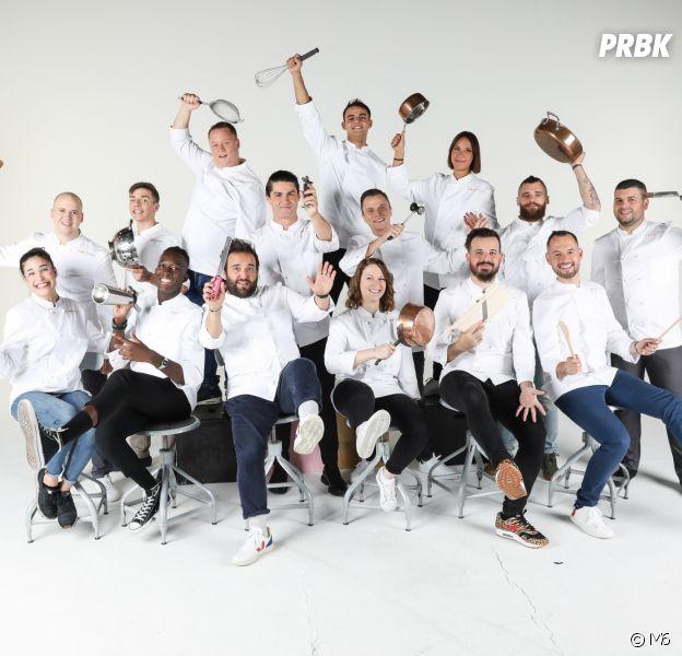 Top Chef 2020 : découvrez les portraits et photos des candidats