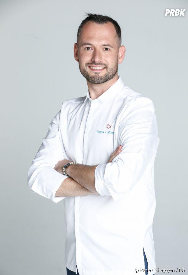Top Chef 2020 : David Gallienne candidat de l'émission
