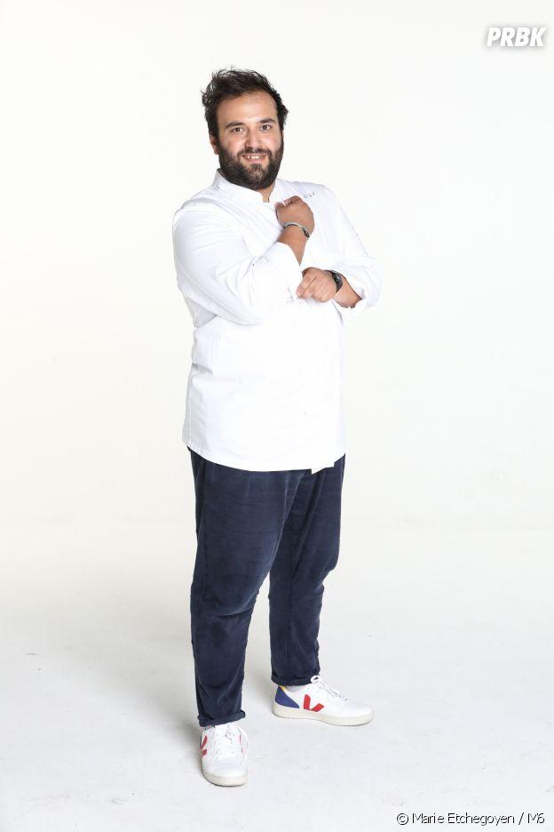 Top Chef 2020 : Gianmarco Gorni candidat de l'émission