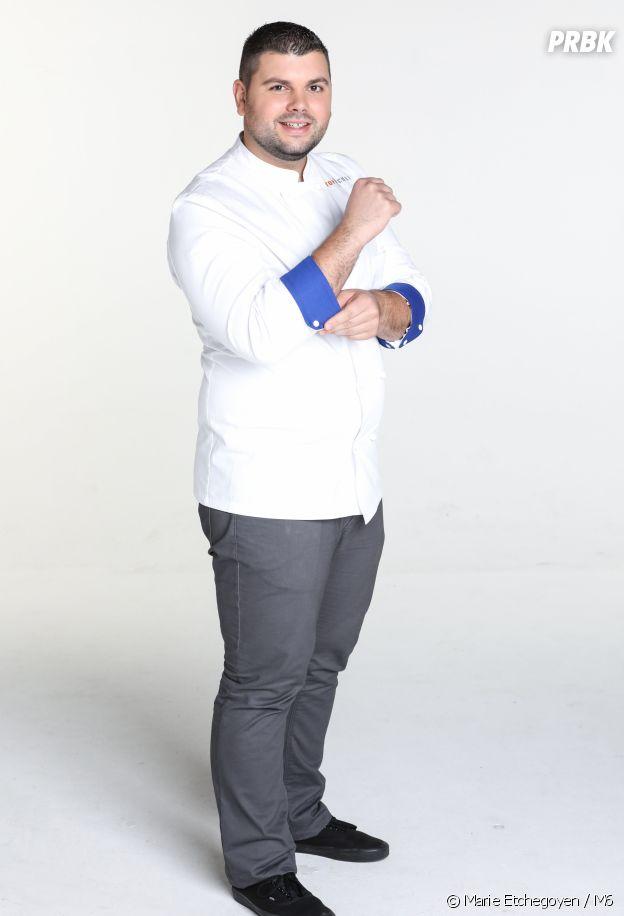 Top Chef 2020 : Gratien Leroy candidat de l'émission
