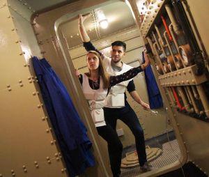 Un escape game où il faut échapper au naufrage du Titanic