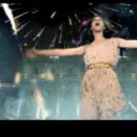 Katy Perry ... Regardez son nouveau clip, Firework