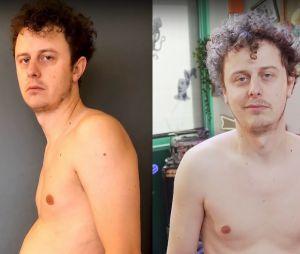 Norman Thavaud au régime et au sport : le YouTubeur dévoile sa perte de poids et le nombre de kilos perdus