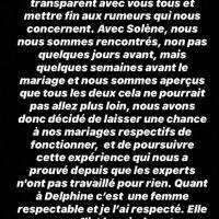 Romain (Mariés au premier regard 2020) : Delphine au courant de sa relation avec Solenne ? Il répond