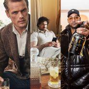 Sam Heughan, Ian Somerhalder, Booba... Ces stars qui sortent leur propre marque d'alcool