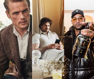 Sam Heughan, Ian Somerhalder, Booba... Ces stars qui sortent des marques d'alcool
