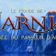 Le Monde de Narnia 3 ... La 1ere bande annonce en VF