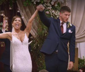 Love is Blind : Amber et Barnett mariés