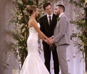 Love is Blind : Jessica et Mark pas mariés