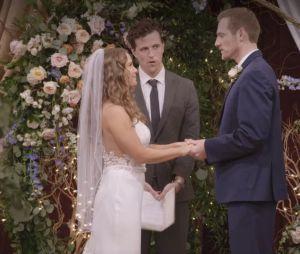Love is Blind : Kelly et Kenny pas mariés