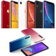 Apple, Samsung... Top 10 des smartphones les plus vendus dans le monde en 2019