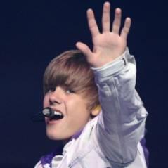 Justin Bieber ... La pochette de My Worlds Acoustic
