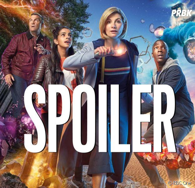 """Doctor Who saison 12 : la série de retour à Noël avec un épisode qui nous fera """"rire et pleurer"""""""