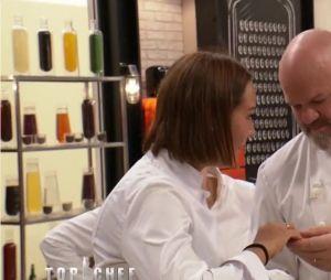 Top Chef 2020 : Nastasia et ses ongles rouges font parler