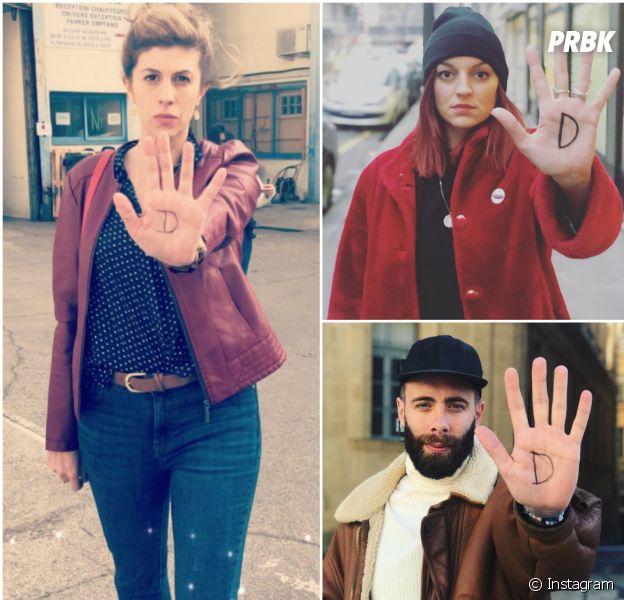 Stand Up Challenge : les stars s'engagent contre le harcèlement de rue