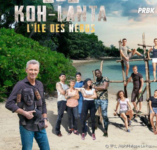 Koh Lanta 2020 (Koh Lanta, l'île des héros) : Denis Brogniart a annoncé que cette année, il y aura deux saisons