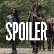 The Walking Dead saison 10 : l'hommage dégoûtant et drôle de Jeffrey Dean Morgan au nouveau mort