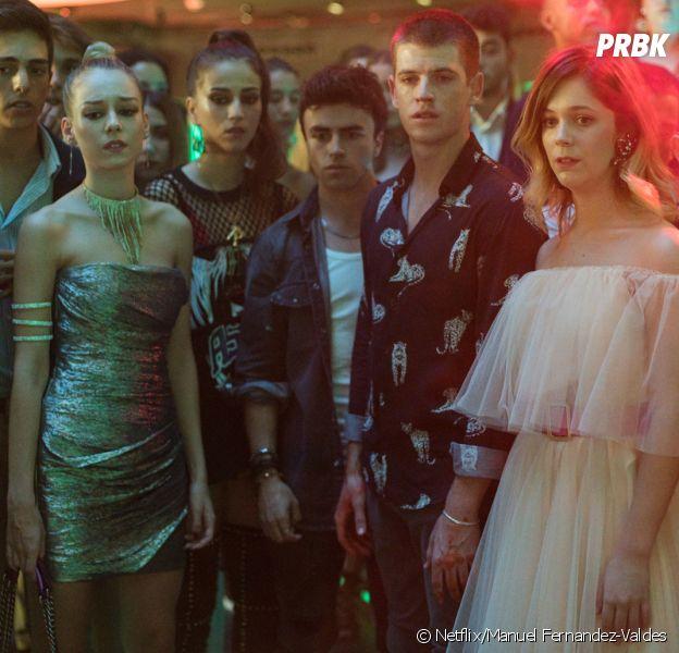 Elite saison 4 : un nouveau personnage transgenre dans la série Netflix ?