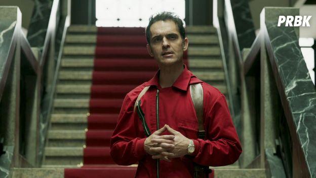 La Casa de Papel : Berlin (Pedro Alonso) est numéro 3 du classement