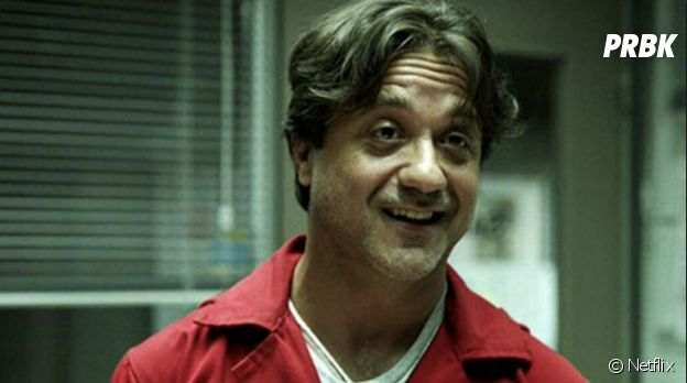 La Casa de Papel : Arturito (Enrique Arce) est numéro 8 du classement