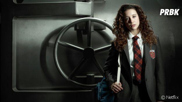 La Casa de Papel : Alison Parker (Maria Pedraza) est numéro 12 du classement