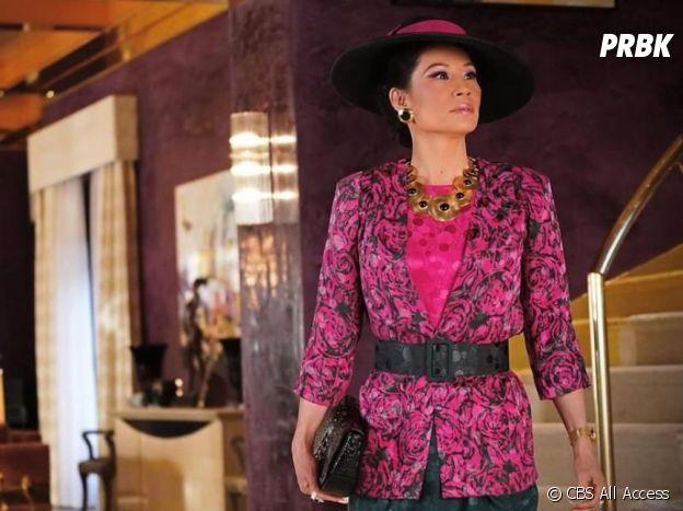 Why Women Kill : Lucy Liu dans le rôle de Simone Grove