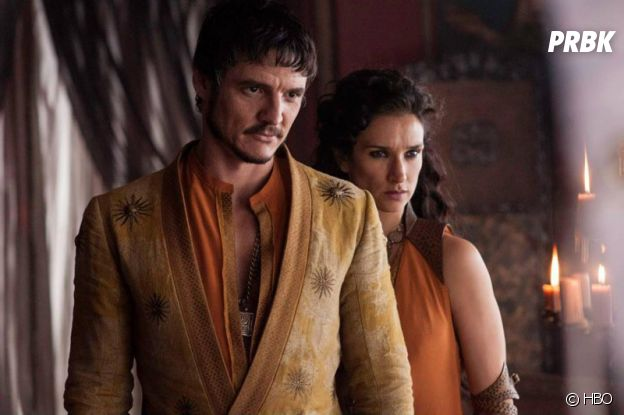 Pedro Pascal dans Game of Thrones