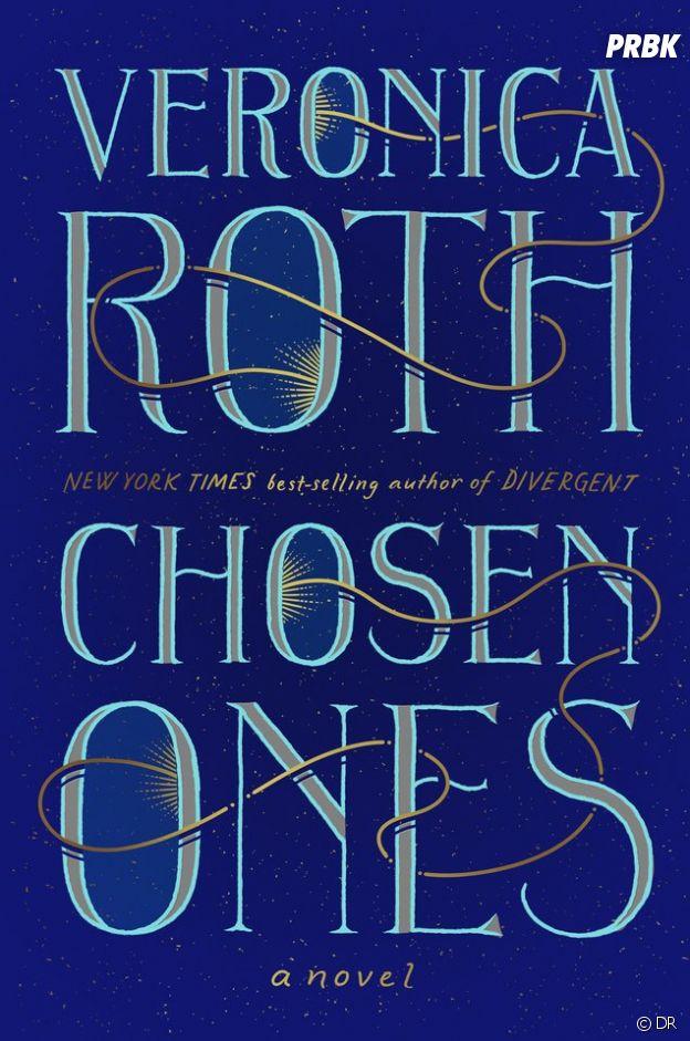 Veronica Roth : la couverture de son roman Chosen Ones