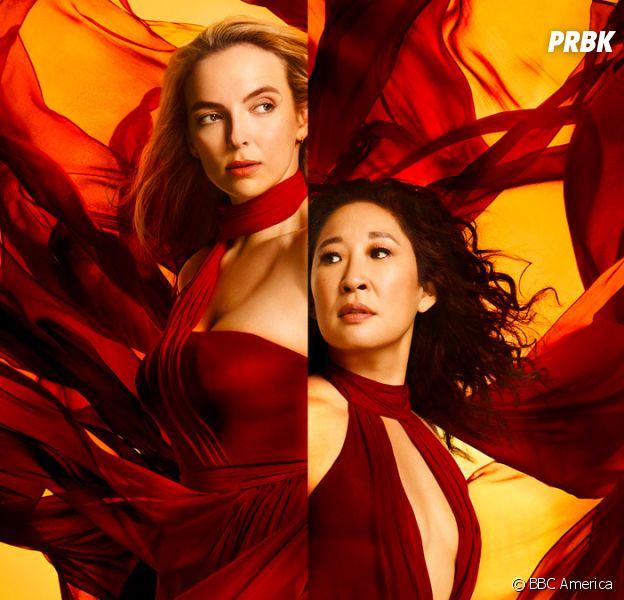 Killing Eve : 3 raisons de regarder la série