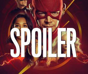 The Flash saison 6 : le couple Iris et Barry bientôt séparé ? Le créateur répond