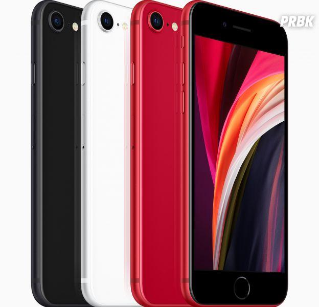 iPhone SE : Apple dévoile son nouveau téléphone et le prix fait VRAIMENT plaisir !