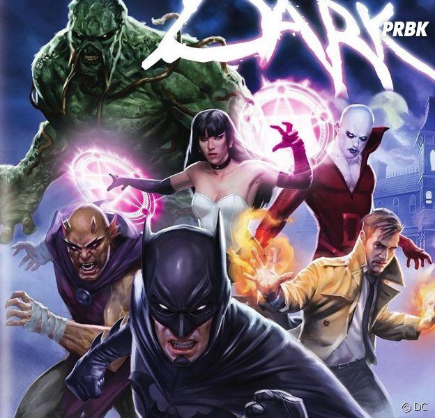 Justice League Dark : HBO Max va produire une série DC très sombre