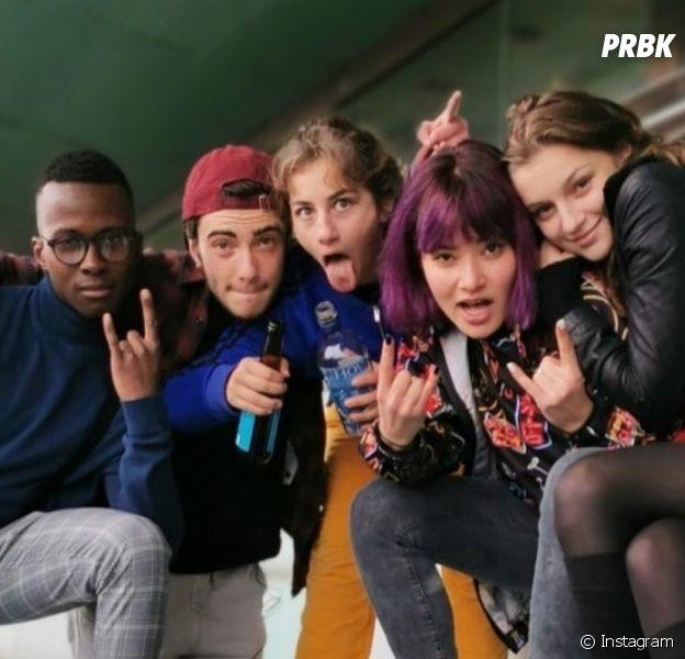 Skam France saison 6 : Maya, Jo... Flavie Delangle nous présente les nouveaux personnages