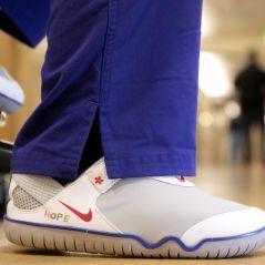 Nike fait don de plus de 30 000 sneakers pour les soignants