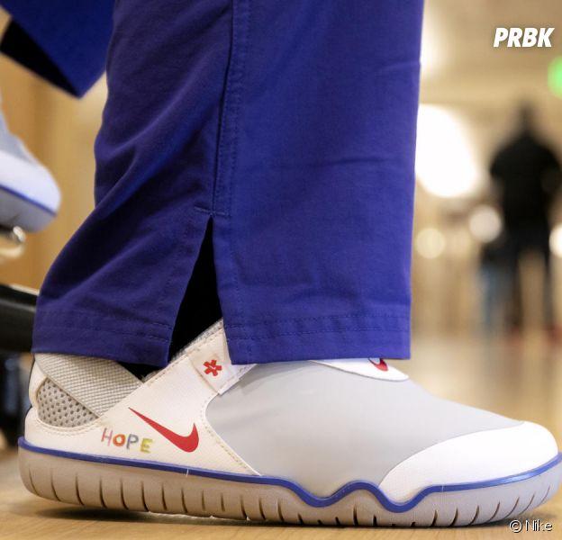 Nike s'engage encore dans la lutte contre le coronavirus : la marque va envoyer des sneakers au personnel soignant aux Etats-Unis et en Europe