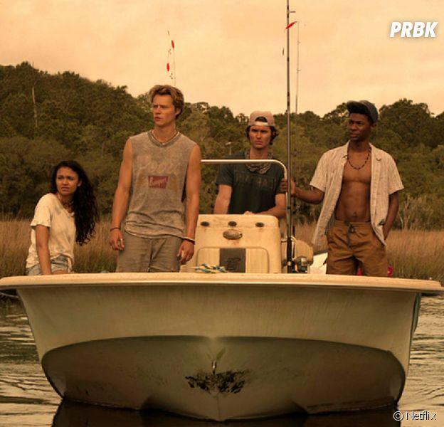 Outer Banks : découvrez quel acteur de la série a failli remplacer Chase Stokes pour John B