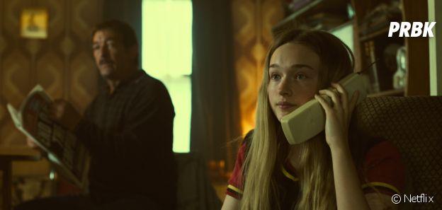 White Lines sur Netflix : India Fowler joue Zoe